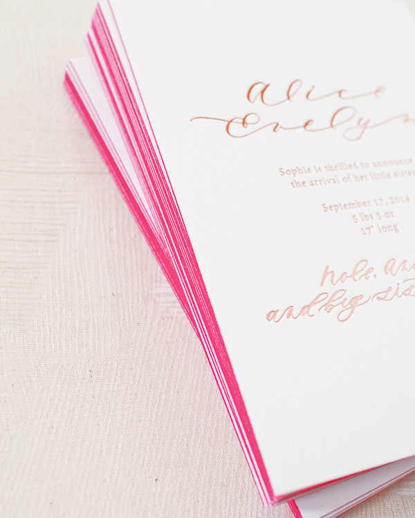 Hand-Painted-Rose-Gold-Foil-Birth-Announcements-Mon-Voir-Calligraphy-Bella-Figura-OSBP-139.jpg