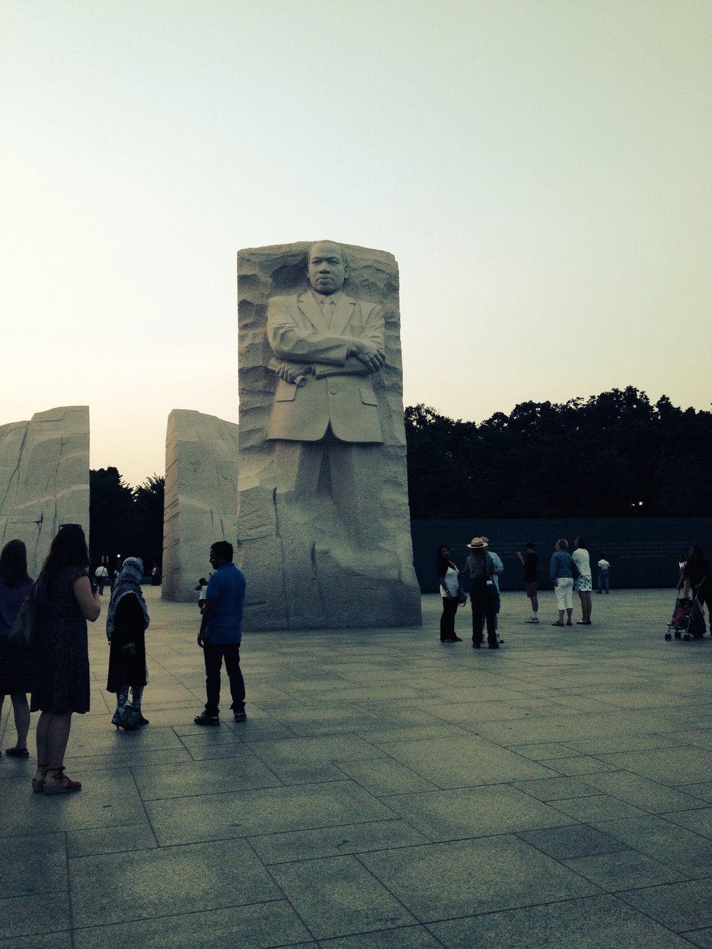 MLKMonument.jpeg (Photo by Brian Deuter's iPhone camera)