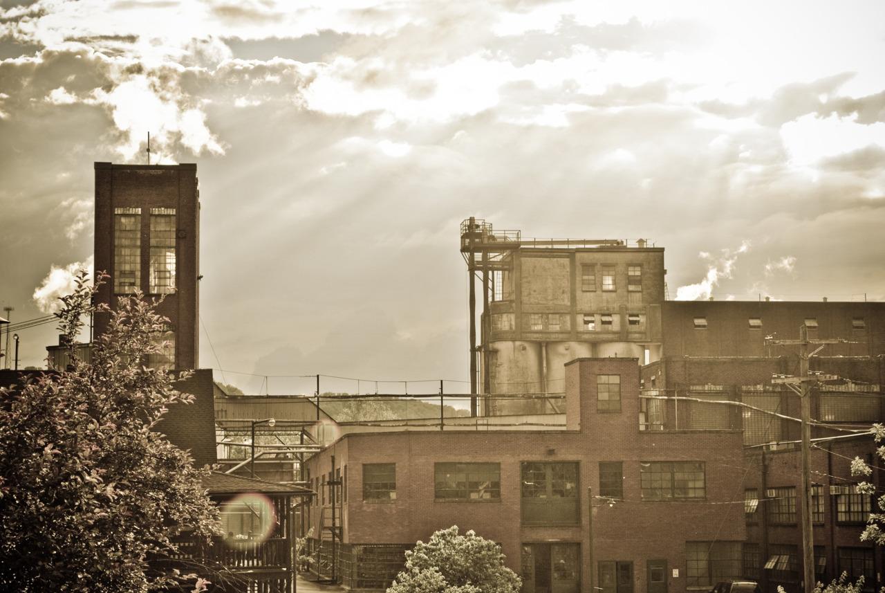Buffalo Trace Distillery, Frankfort, Ky.