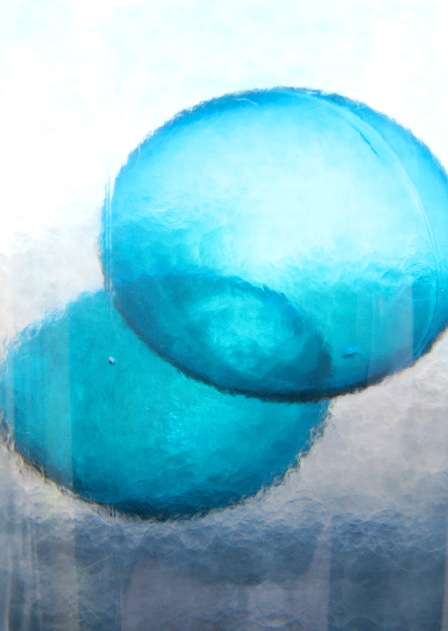 Fluid Convergence - Blue