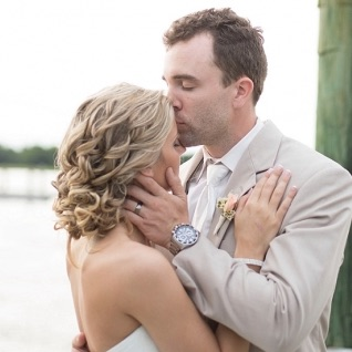 Recent Lashes & Lace Wedding, photo by Ava Moore Photography