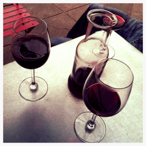 Daily wine service, happy hour, and weekend mimosas!