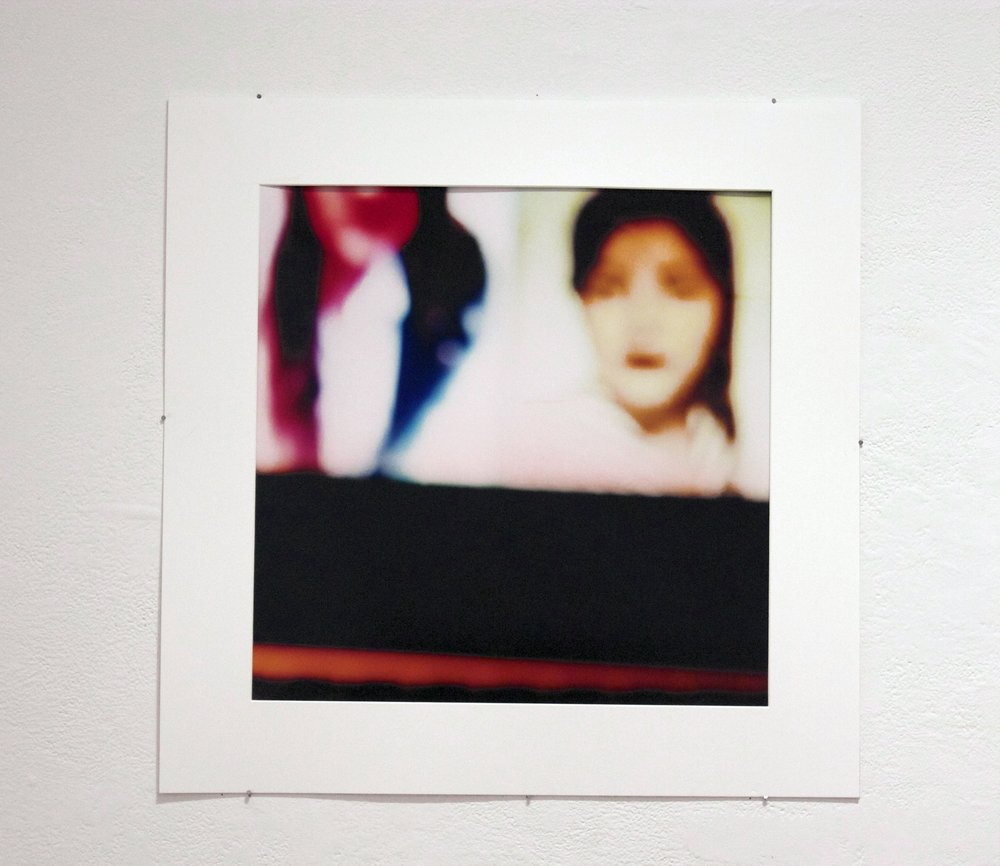 "Fragments Of Flesh  , No. 2, 2012. Color film printed on glossy photo paper, 20"" x 20""."