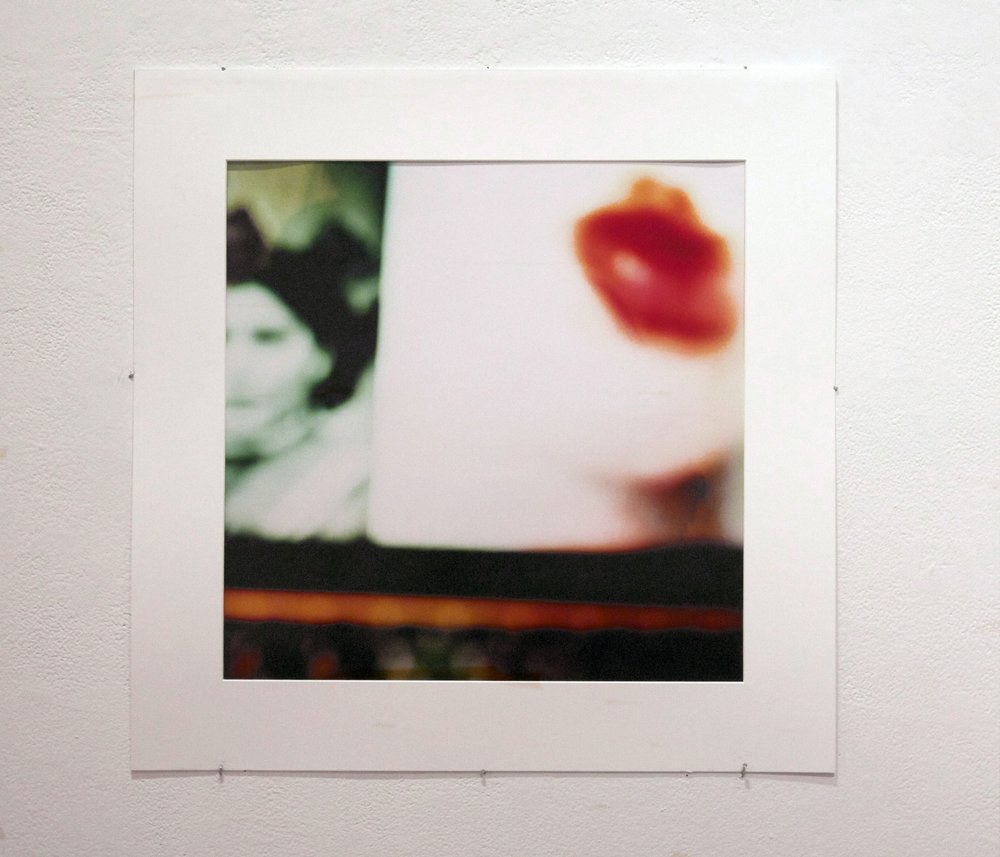 "Fragments Of Flesh  , No. 4, 2012. Color film printed on glossy photo paper, 20"" x 20""."
