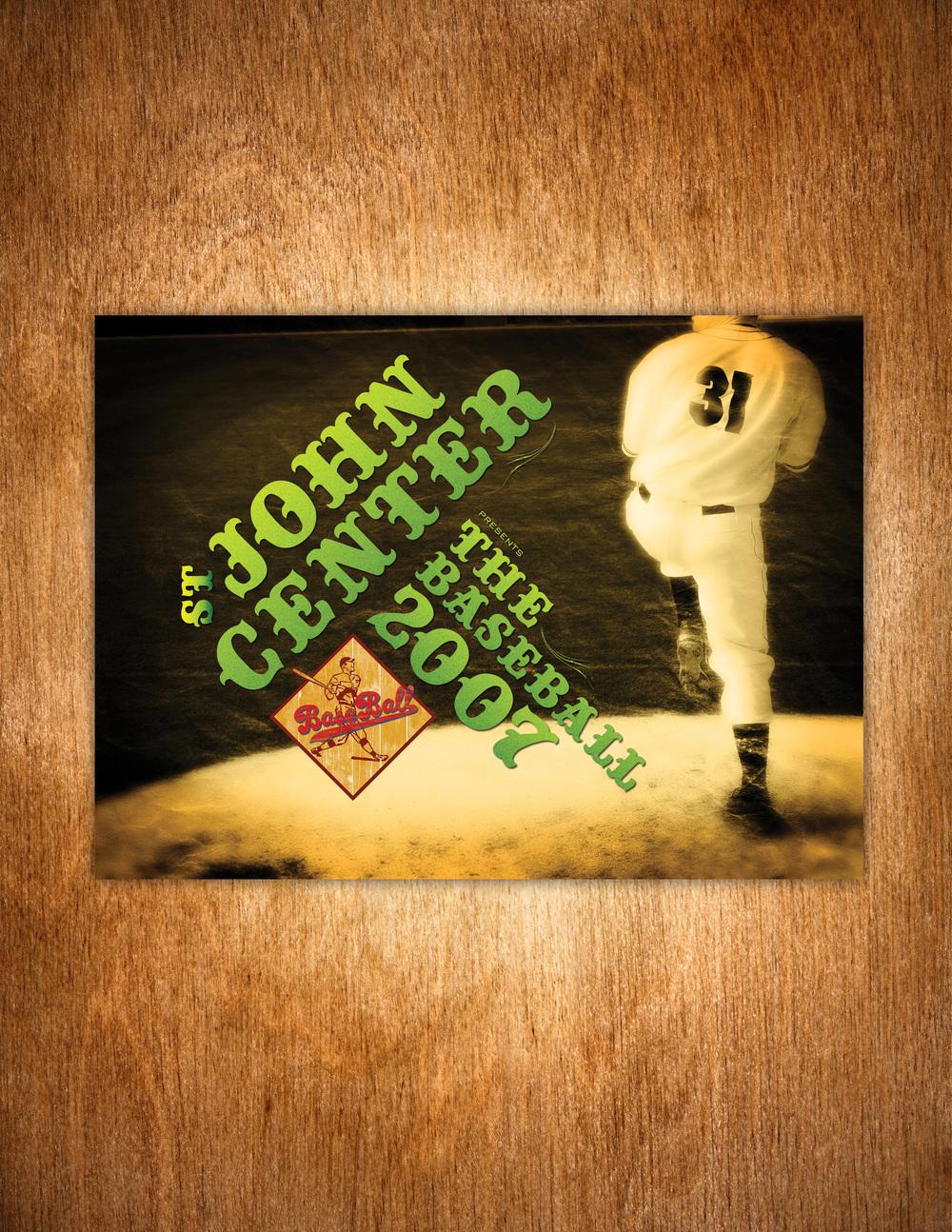 St. John Center: The Baseball