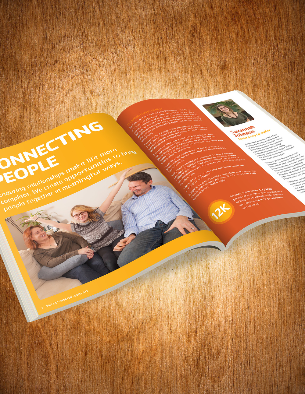 YMCA - 2014 Annual Report