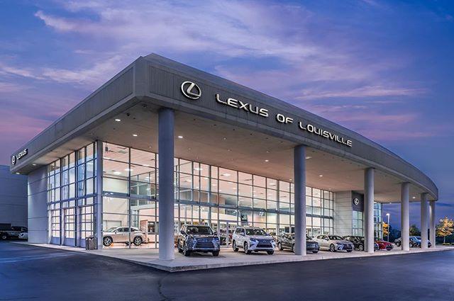 Photo taken for Lexus of Louisville