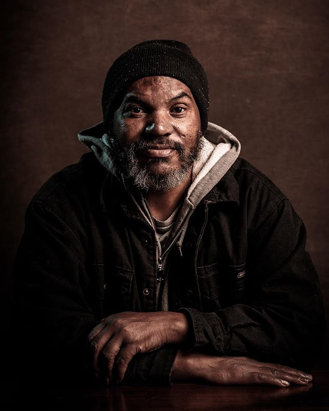 Portrait of Thomas. Off the streets and #Homeless no more!  #Canon #portrait #nonprofit #photooftheday #homeless #compassionatecity #igerslouisville #agameofportraits #discoverportrait #postmoreportraits #Kentucky #Louisville