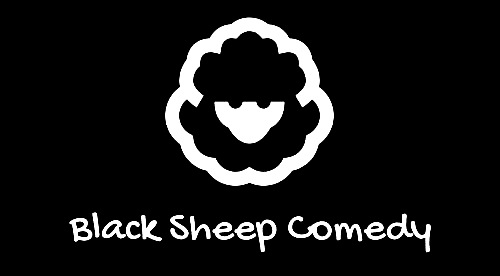 BLACK SHEEP COMEDY RUNS FROM 8PM - 9PM EVERY TUESDAY