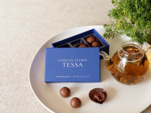 Chocolaterie Tessa -  Yaupon Cinnamon Spice Chocolate