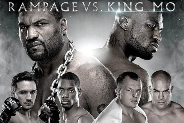 Bellator's second shot at PPV glory