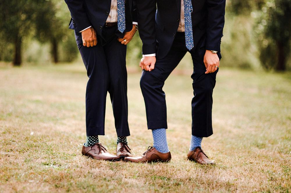 Groom fun socks and tan shoes.jpg