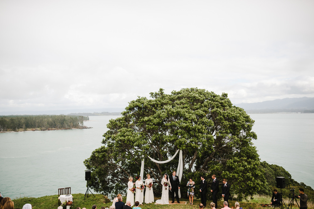 Wedding on Bowentown Headland in Waihi.jpg