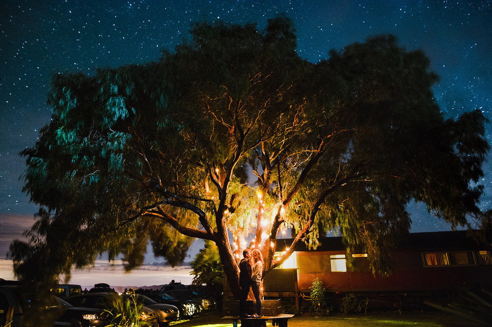2 Magical fairy lights tree wedding couple photography.JPG