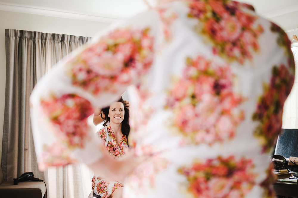 53 bridesmaids getting ready colourful floral robes.JPG