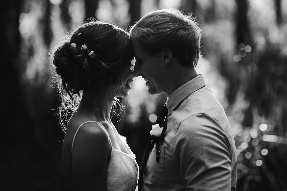 59 wedding portrait kumeu auckland bride groom black and white close up.JPG