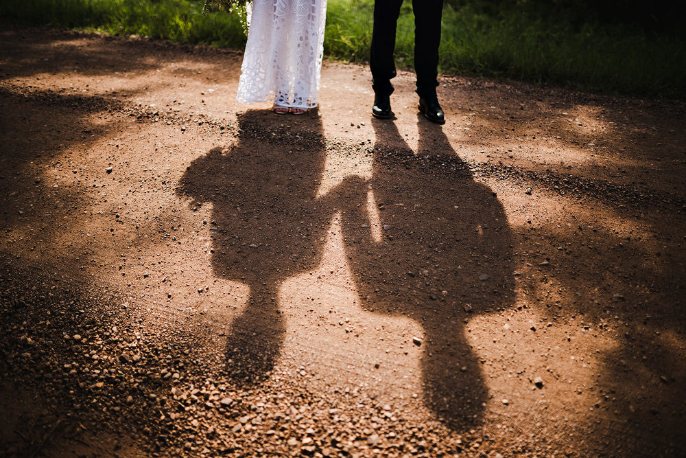 62 waiheke wedding shadow of bride and groom.JPG