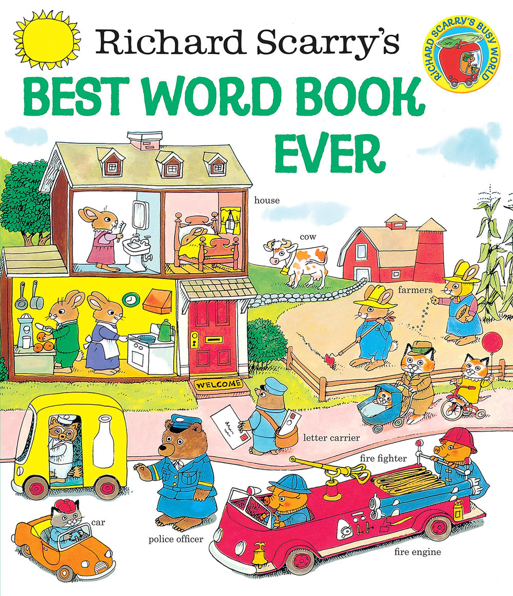 Really, truly, the best word book ever.