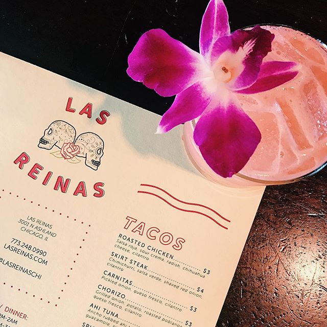 This stormy weather getting you down? We've got the perfect cocktails to cheer you up with a long list of tacos to go with.