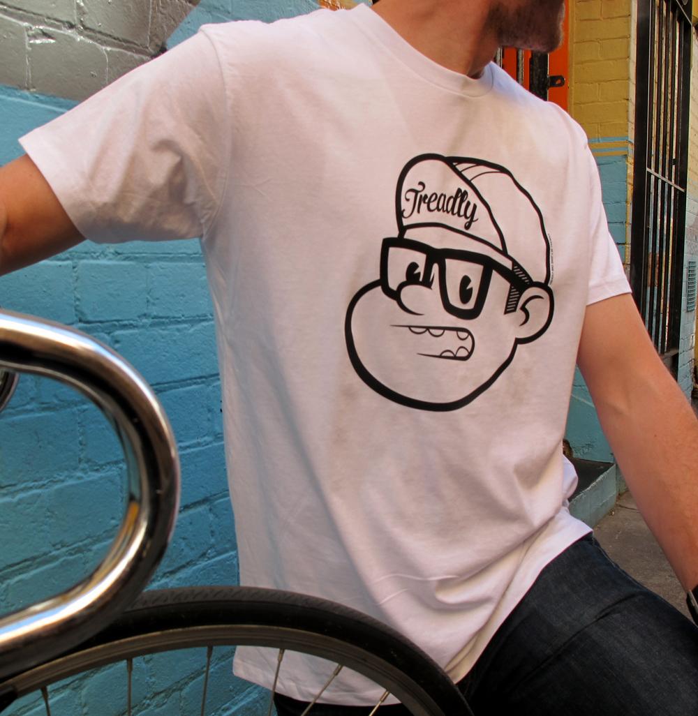 Treadly Bike Shop x Be Friendly
