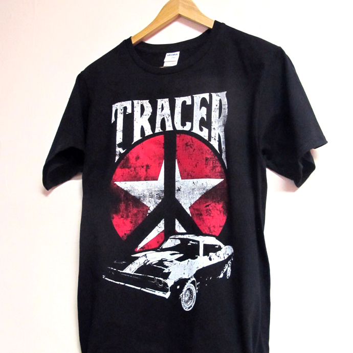 Tracer tee