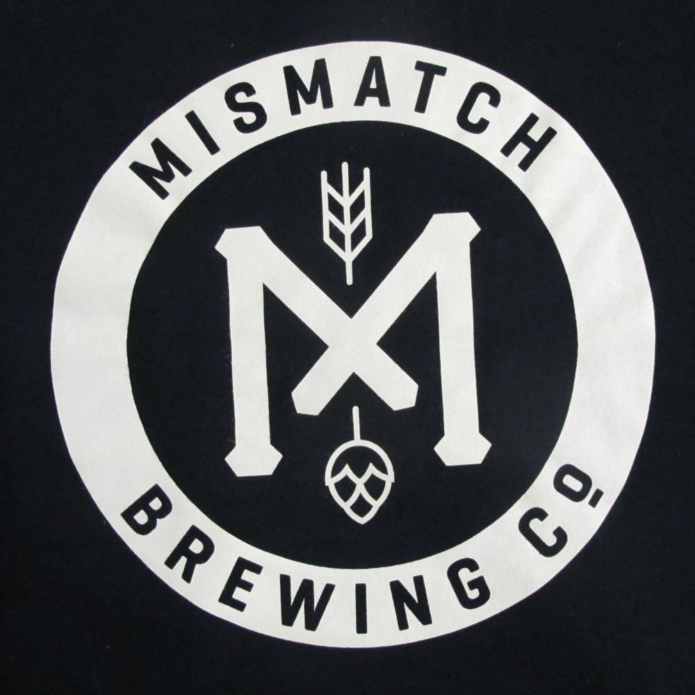 mismatch brewing co. tee
