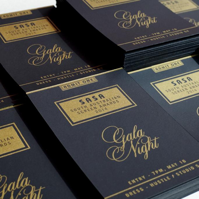 SASA Gala Night Tickets