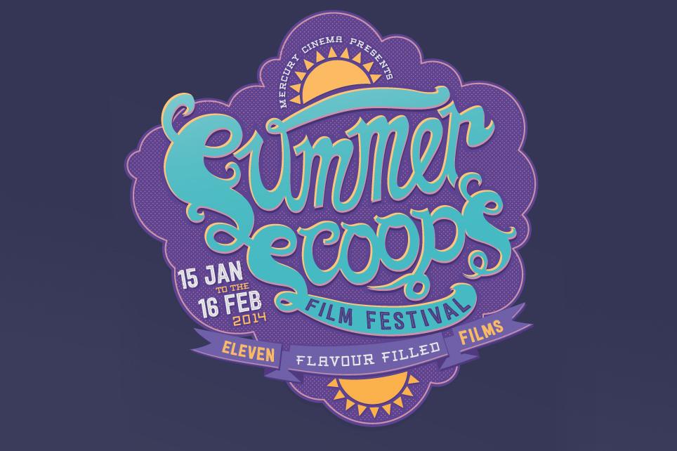 Summer Scoops for Mercury Cinema