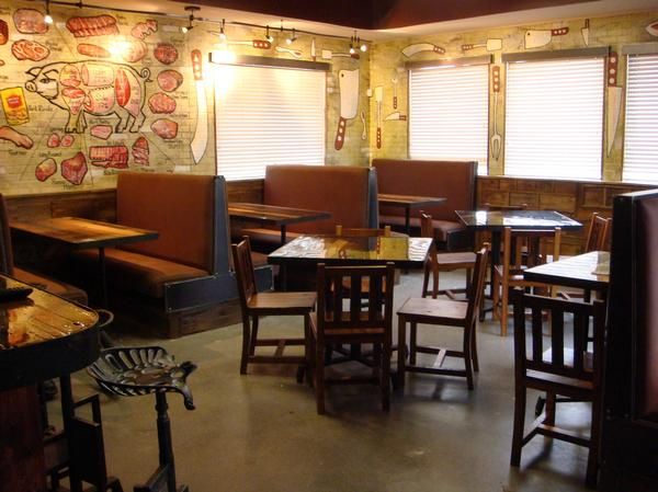 Hickory Log Chairs Bar Stools Tables Restaurant Project