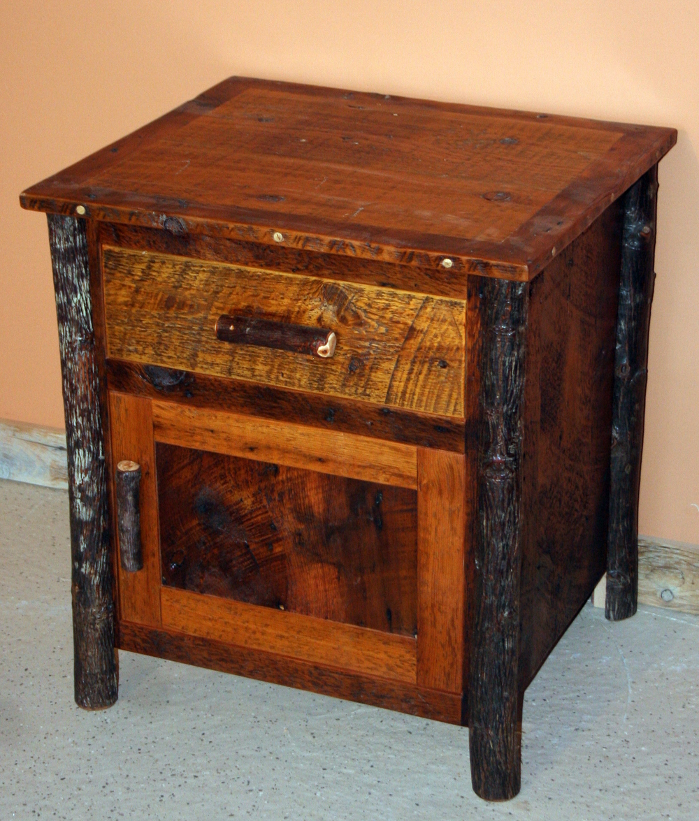 Rustic Night Stands Rustic Restaurant Furniture Rustic Hospitality Furniture And Wholesale