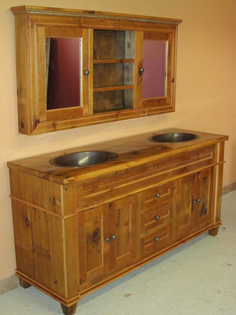 Bathroom Vanities And Medicine Cabinets rustic bathroom vanities — rustic restaurant furniture, rustic