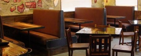 Rustic-Restaurant-Booths — Rustic Restaurant Furniture and Rustic ...