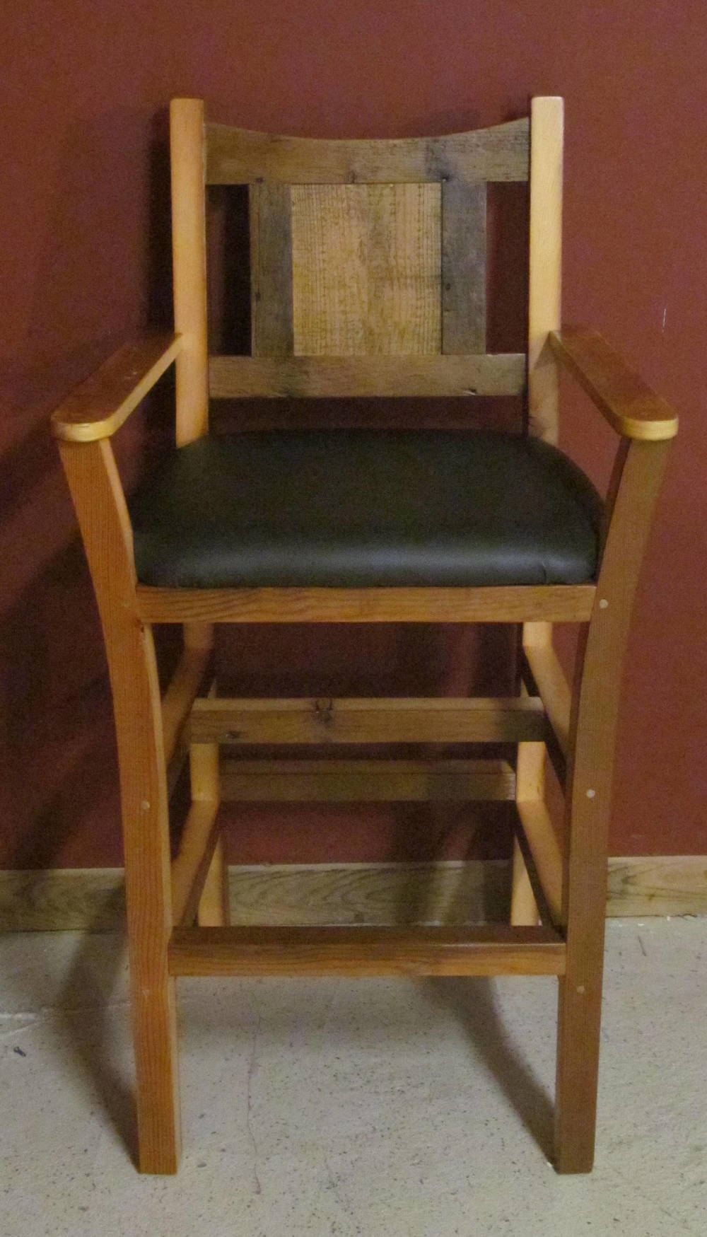 rusticraft barnwood barstool 4.jpg