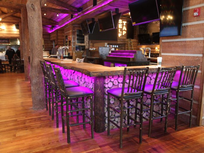 Rustic Restaurant Bar Stools Rustic Restaurant Furniture