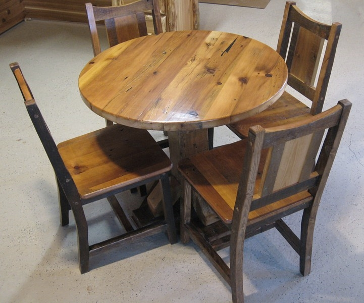 images of rustic furniture. Brilliant Rustic Roundbarnwoodtable68jpg And Images Of Rustic Furniture
