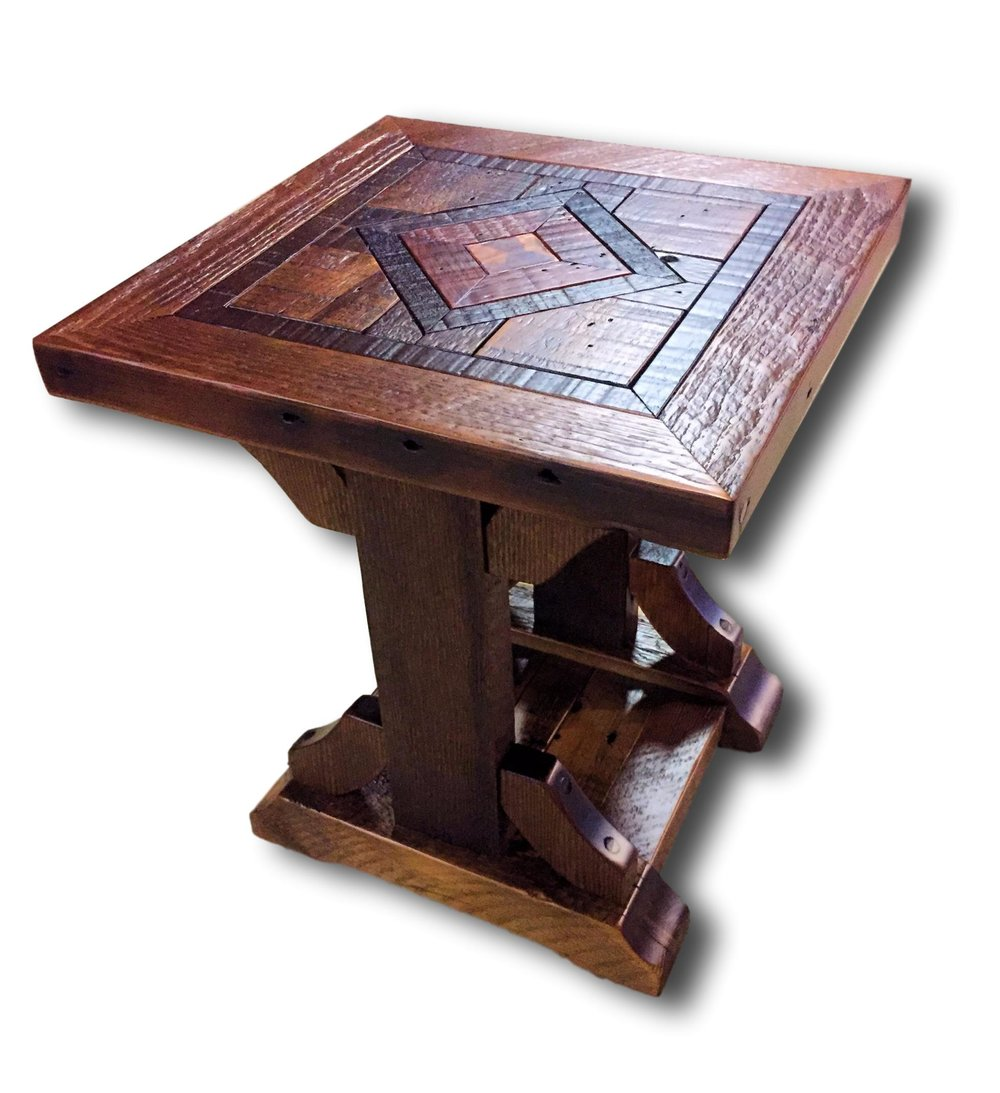 Barnwood Restaurant Table