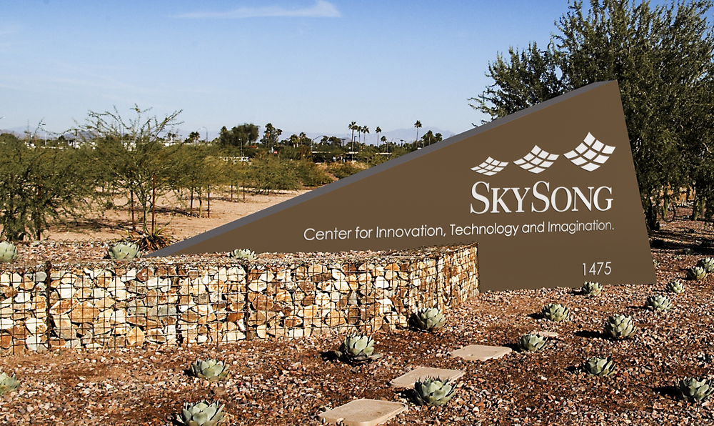 Skysong for Gabions phoenix