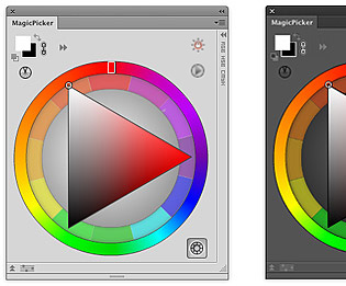 MagicPicker - makes for faster color picking. Get $1 off with this link.