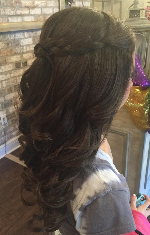 Bridal B S Balcony Secrets Perfect Hair For Your Mardi Gras