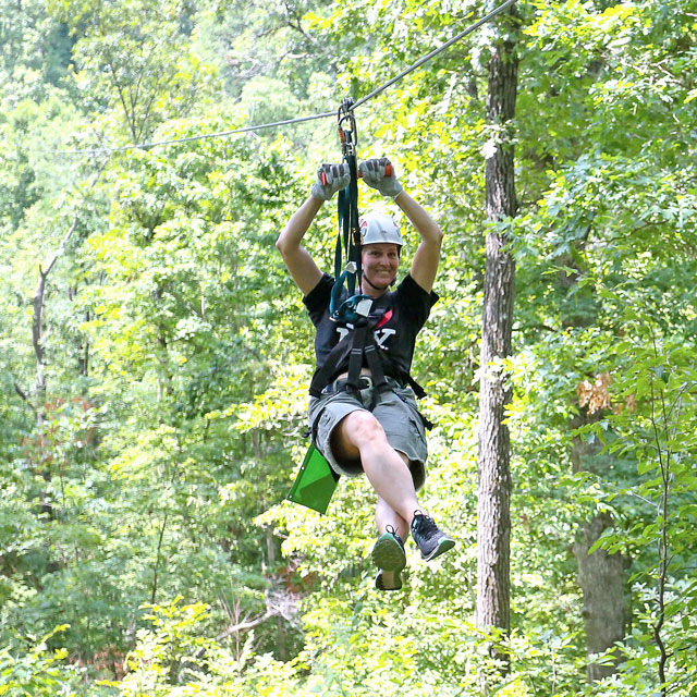 Tap/clickto learn more about Grafton Zipline