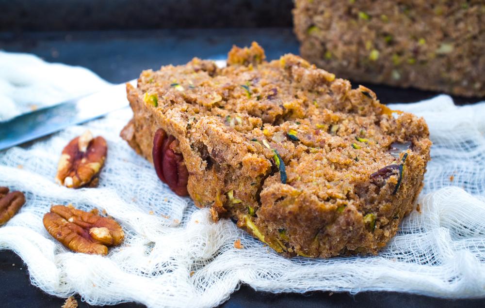 carrot zucchini quinoa bread recipe for carrot zucchini zucchini and ...