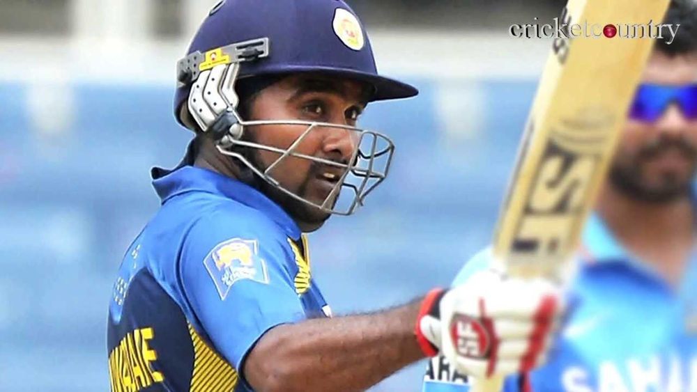 Very lucky to Mahela Jayawardene for the first part of our T20 campaign