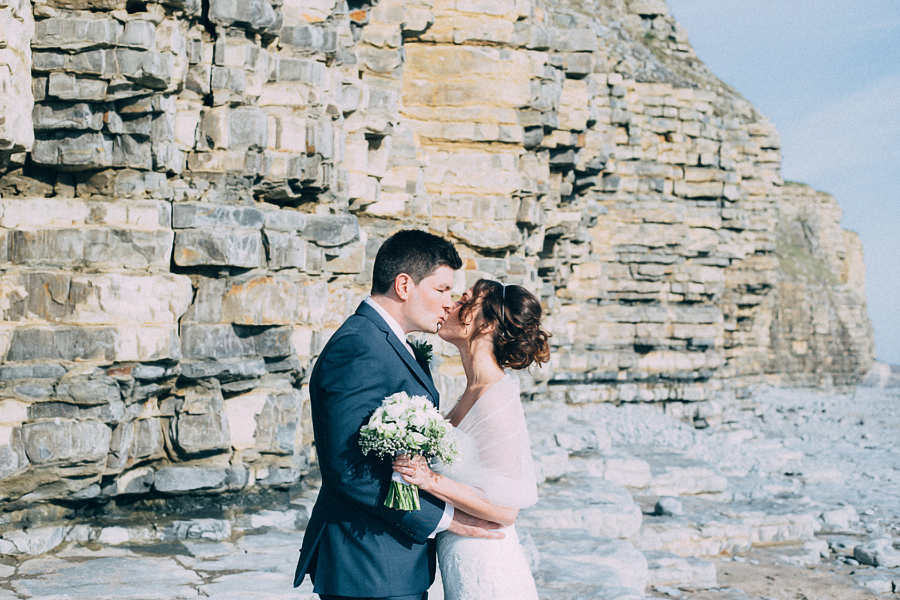 beach weddings wales
