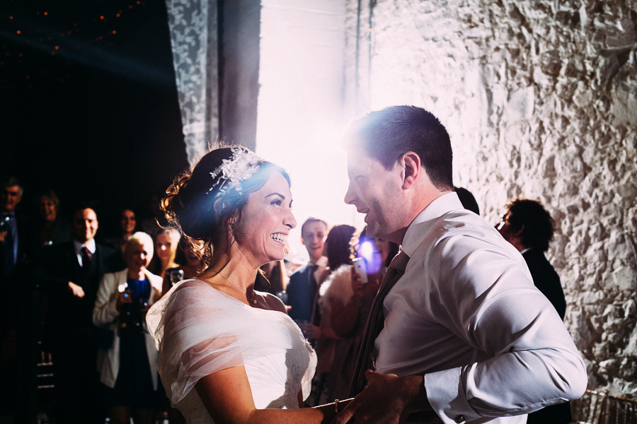 first dance at rosedew farm