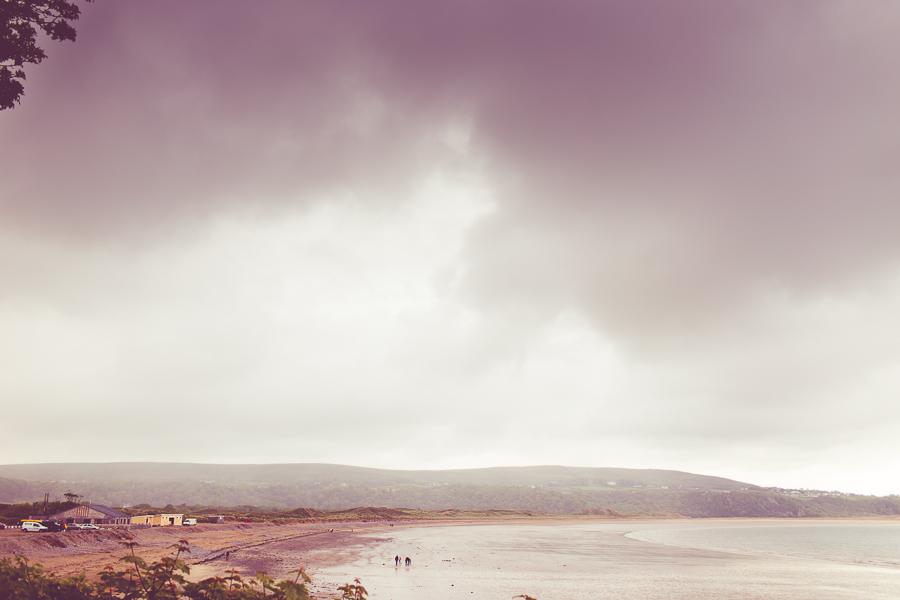 oxwich beach photo