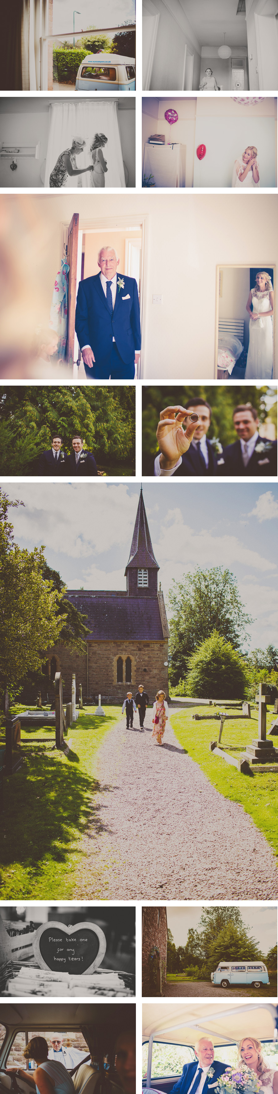 weddings at brobury house