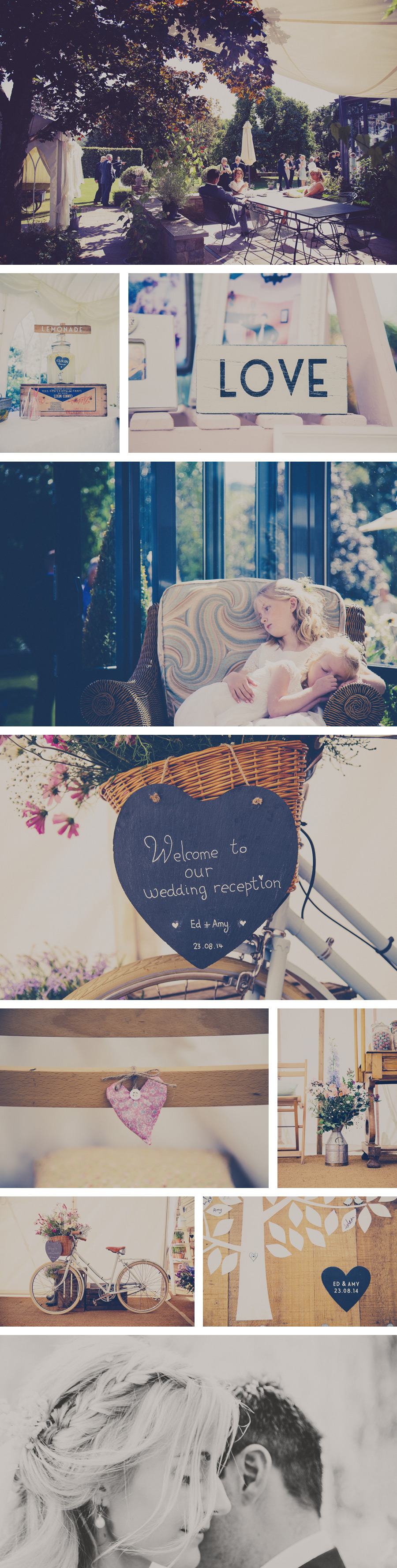 wedding photographer herefordshire