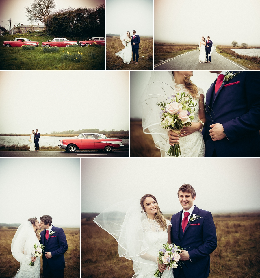 wedding photos at cefn bryn