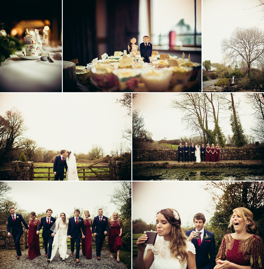 gower wedding photos