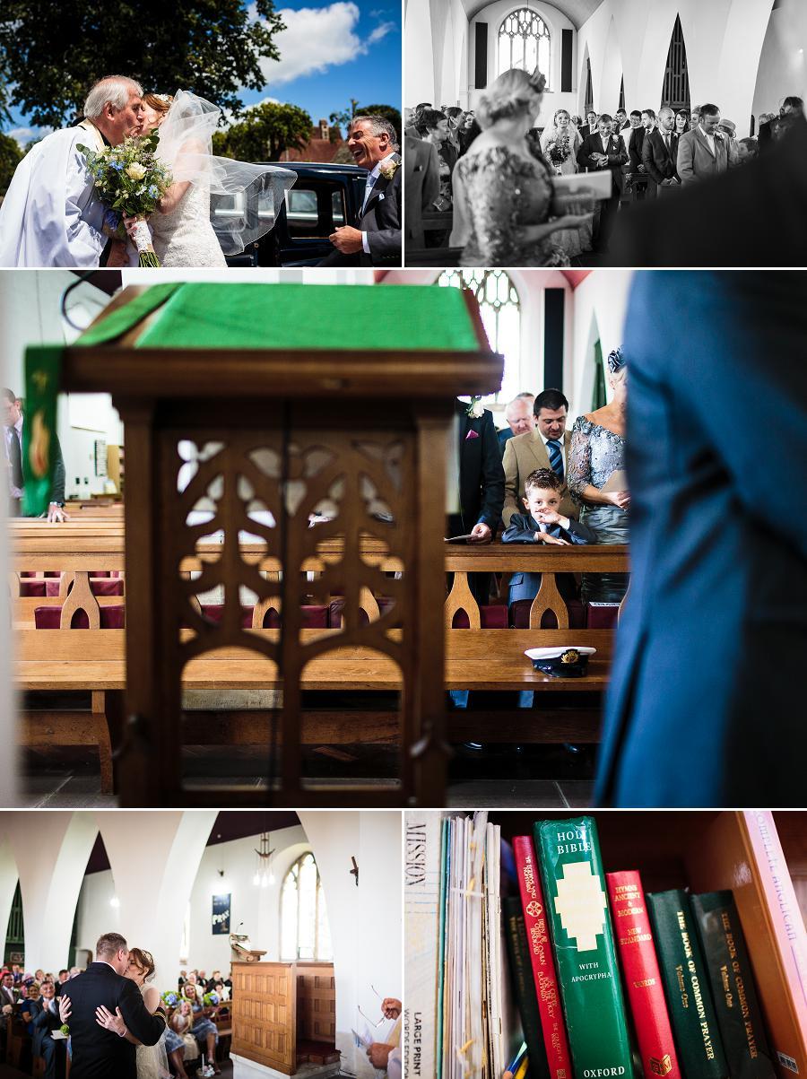church wedding newport